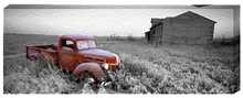 Dads truck North Dakota USA poster print by Ken Duncan