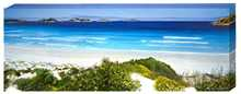 Lucky Bay Cape Le Grande National Park WA poster print by Ken Duncan