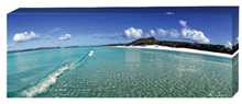 Whitehaven Beach QLD poster print by Ken Duncan