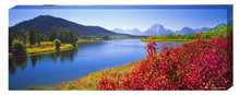 Oxbow Bend Grand Teton National Park Wyoming USA poster print by Ken Duncan