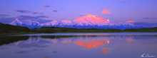 Sunrise Denali National Park Alaska USA poster print by Ken Duncan