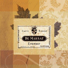 Epernay poster print by  Scaletta