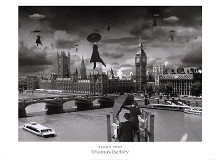 Blown Away poster print by Thomas Barbey
