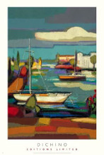 Sorrento I poster print by  Dichino