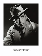 Humphrey Bogart poster print by  Unknown