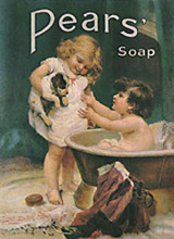 Pear's Soap poster print by  Unknown