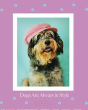 Always in Style poster print by Rachael Hale
