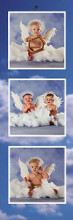 Heavenly Kids poster print by Tom Arma