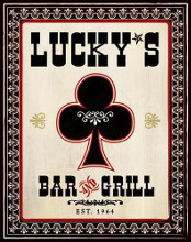 Bar Grill poster print by  Unknown