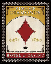 Hotel Casino poster print by  Unknown