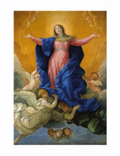 Himmelfahrt Mariae poster print by Guido Reni