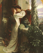 Romeo and Juliet poster print by Sir Frank Berna Dicksee
