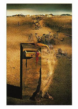 Spain 1938 poster print by Salvador Dali