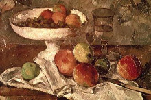 Still Life poster print by Paul Cezanne
