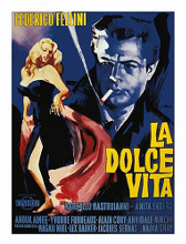 Dolce Vita poster print by  Unknown
