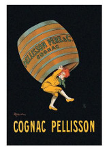 Cognac Pellison poster print by  Unknown