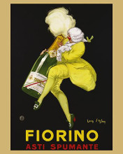 Fiorino Asti Spumante poster print by  Unknown