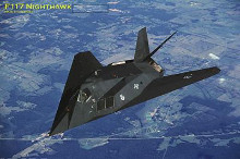 Airplane F-117 Nighthawk poster print by  Unknown