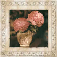 Imperial Peony I poster print by Joann T Arduini