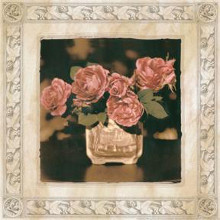 Imperial Rose II poster print by Joann T Arduini
