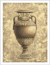 Classical Urn Series #1-a poster print by Wm Randal Painter