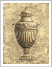 Classical Urn Series #1-B poster print by Wm Randal Painter