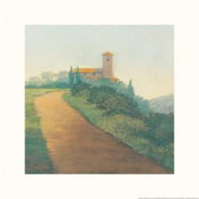 Chiesa I poster print by Alan Stephenson