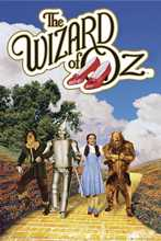 The Wizard Of Oz poster print by  Unknown