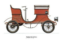 Berna 1902 poster print by Antique -Anon Cars