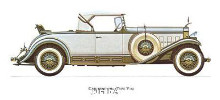Cadillac 1931 poster print by Antique -Anon Cars