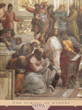 School Of Athens (Detail, Left) poster print by Sanzio Raphael