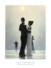 Dance Me To The End Of Love poster print