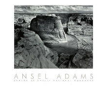 Canyon De Chelly National Monument poster print by Ansel Adams