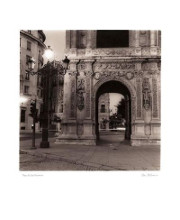Plaza De San Francisco poster print by Alan Blaustein