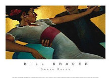 Amber Dream poster print by Bill Brauer