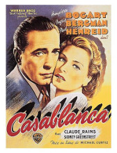 Casablanca poster print by  Unknown