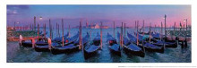 Venice Impression poster print by John Xiong