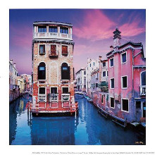 Venice Styles poster print by John Xiong