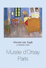 Artist's Room poster print by Vincent van Gogh