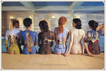 Pink Floyd-Back Catalogs poster print by  Unknown