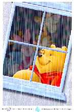 Winnie The Pooh poster print by  Novelty