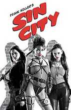 Sin City - The Girls poster print by  Novelty