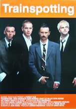 Trainspotting poster print by  Novelty