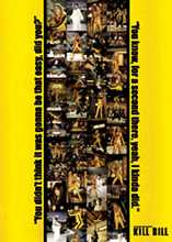 Kill Bill poster print by  Novelty