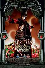 Charlie and the Chocolate Factory poster print by  Novelty