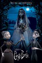 Corpse Bride poster print by  Novelty