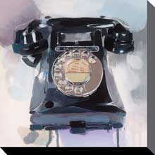 Call Exchange poster print by  Canvas Collection