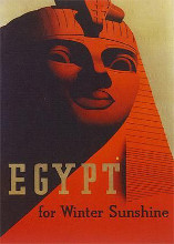 Egypt poster print by  Unknown