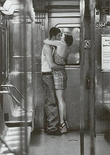 Subway Kiss poster print by  Unknown