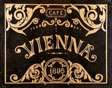 Vienna poster print by Michaels Madison